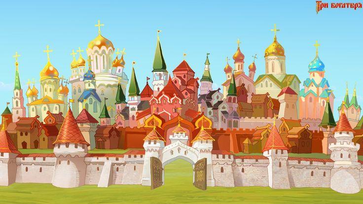 три богатыря город киев - Поиск в Google