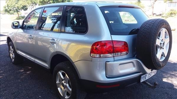Excellentcondition. Greatfamily vehicle. Great Value for money. Great brand. The Touareg offersperformance that is on par with the restof its class. The TDIdiesel engines are at the top of your SUV checklistand high in demand. TheTouareg V-6 is an enjoyable piece that will satisfy your every need and alsohasgreat handling and ride on-road and a surprising amount of off-roadcapability.  CallAmanda now to book your test drive today 072 531 4050072 531 4050 Finance options available