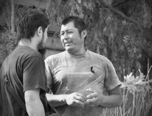 La historia de un caminante de la lucha colectiva. #Chubut @Derechos Humanos