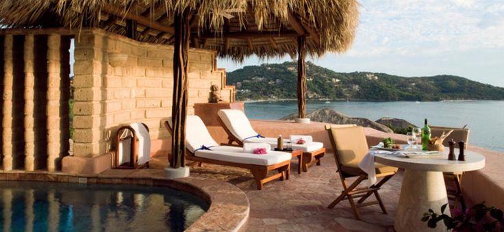 Suite owner : La casa que canta hotel Ixtapa Zihuatanejo : Luxury suite hotel Ixtapa Zihuatanejo, 5 stars suite hotel Ixtapa Zihuatanejo