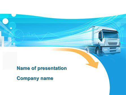 http://www.pptstar.com/powerpoint/template/trucker/ Trucker Presentation Template