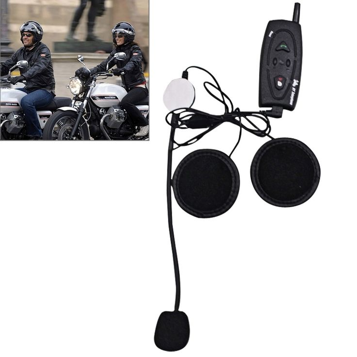 500m Bluetooth Multi Interphone Headsets for Motorcycle Helmet Skiers Free Shipping