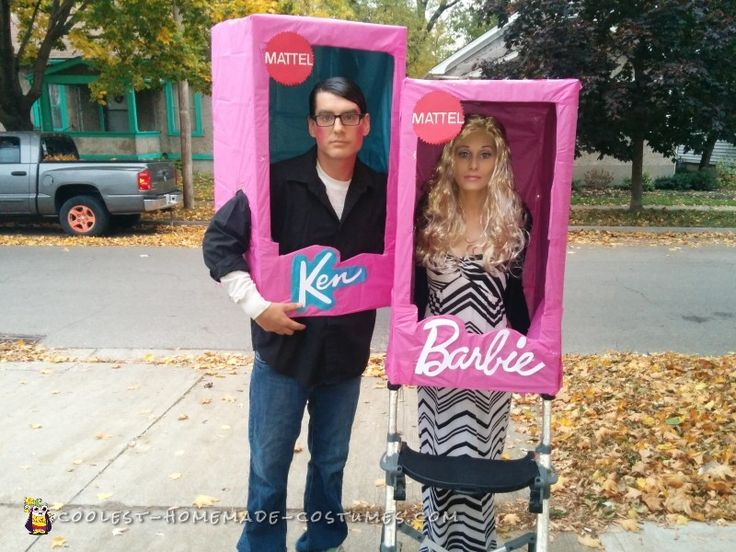 650 best couples halloween costumes images on pinterest couple coolest homemade costumes for diy costume enthusiasts see more walker barbie and clark kent ken doll costumes solutioingenieria Choice Image