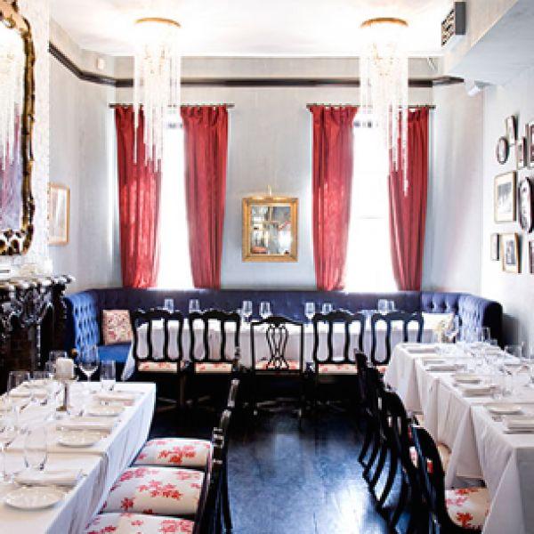 Bobo Restaurant, 181 WEST 10TH STREET, NYC 10014
