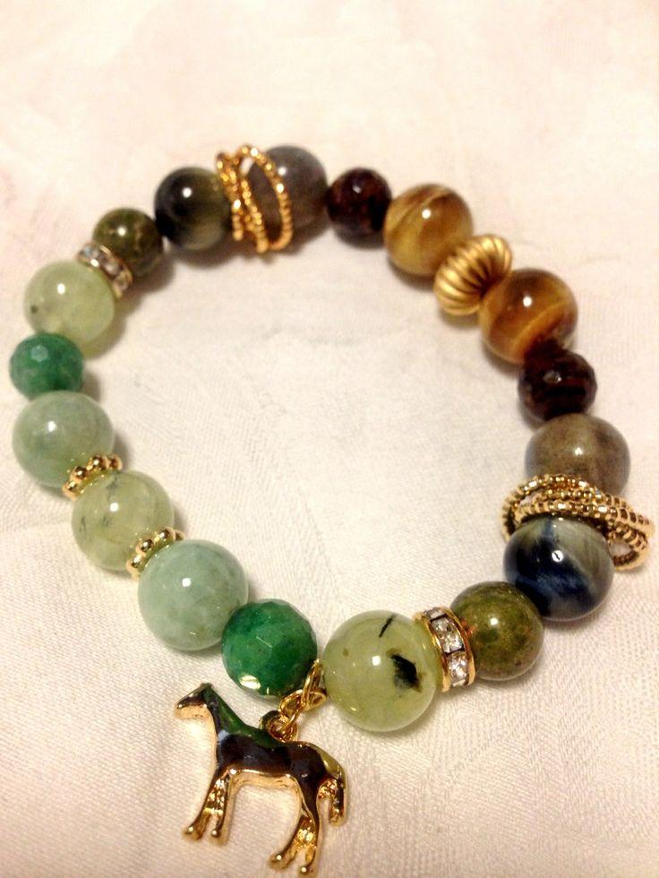 Hulk! colour concept bracelet