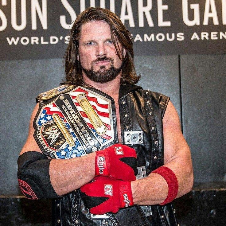 Campeón en la arena mas famosa del mundo