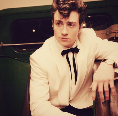 Nowhere Boy, 1950s, rockabilly. Just watched it, love it!