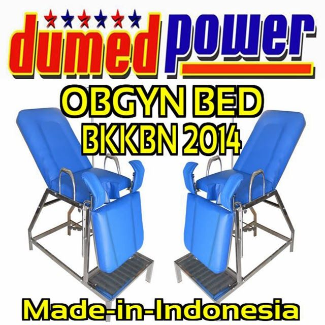 BKKBN 2014 Obgyn Bed ~ GenRe Kit ~ Iud Kit ~ Implan Removal K...