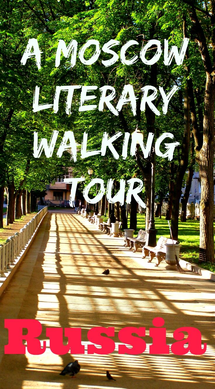 There's nothing like visiting a place that was mentioned in a book (to paraphrase Mark Twain) and Moscow is no exception. Enjoy my literary walking tour of Moscow, discovering Russia's capital from the perspective of her greatest writers: