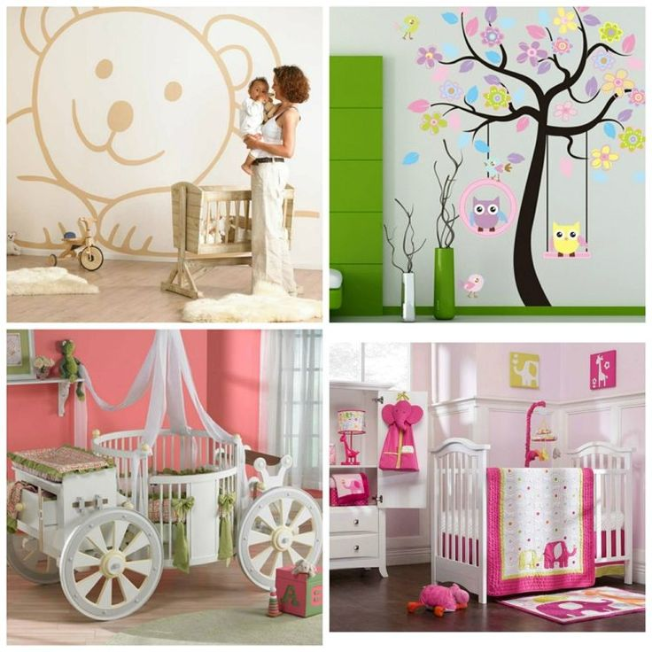 25 best ideas about chambre bebe fille on pinterest - Decoration chambre fille 8 ans ...