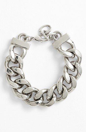 Nordstrom Large Curb Link Bracelet | Nordstrom