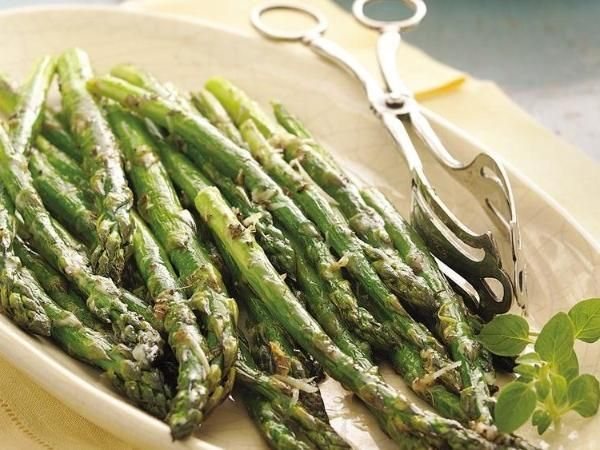 Roasted Parmesan Asparagus - ready in 30 min!