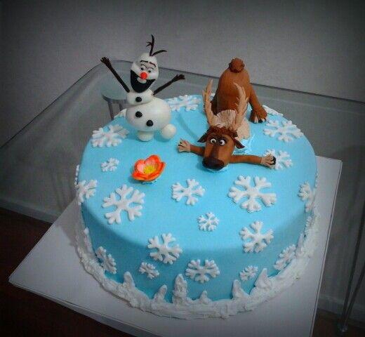 Cake Frozen !