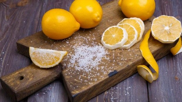 Stop the Migraine pain. Himalayan sea salt, lemon & lemon rind. If this works I will be a very happy person!