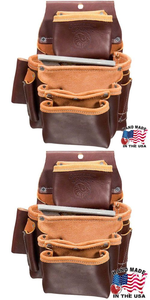 Bags Belts and Pouches 42362: Occidental Leather 4 Pouch Pro Fastener Carpenter Tool Bag -> BUY IT NOW ONLY: $106.95 on eBay!
