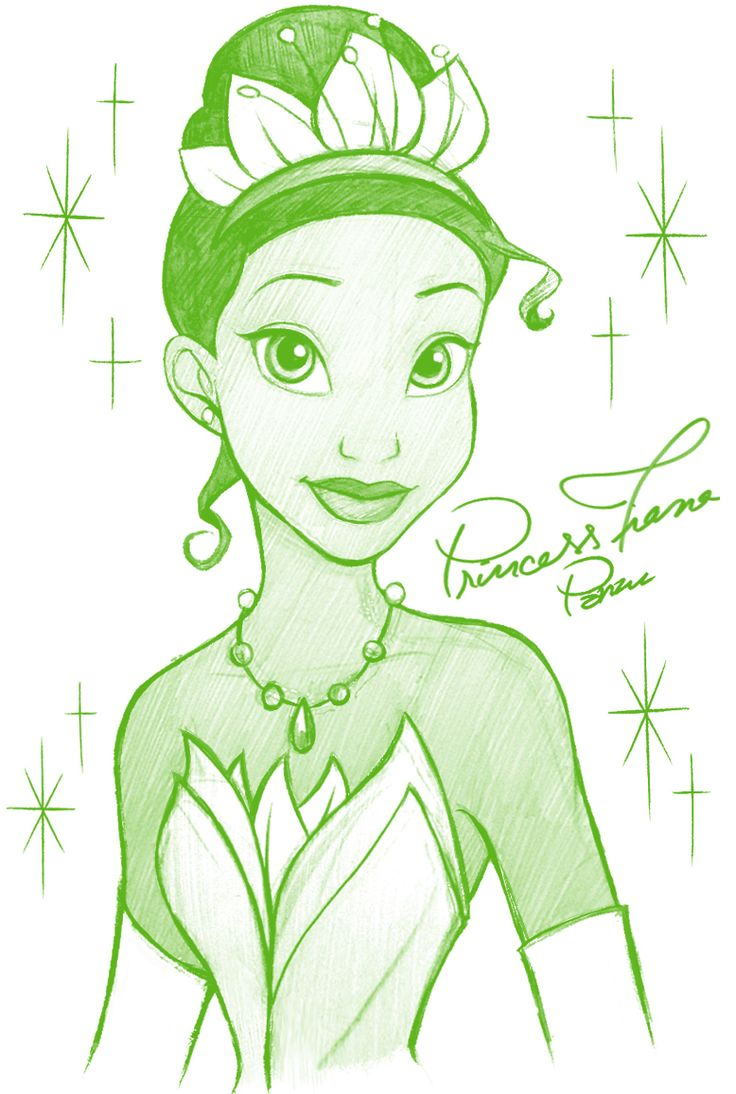 Retratos princesas disney