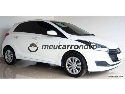Hyundai Hb20 Comfort Plus 1.0 Tb Flex 12v Mec. 2016 - Meu Carro Novo