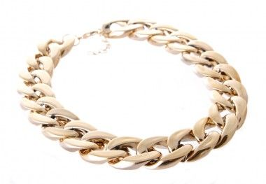 necklace # gold # chain # pancerka # łańcuch #