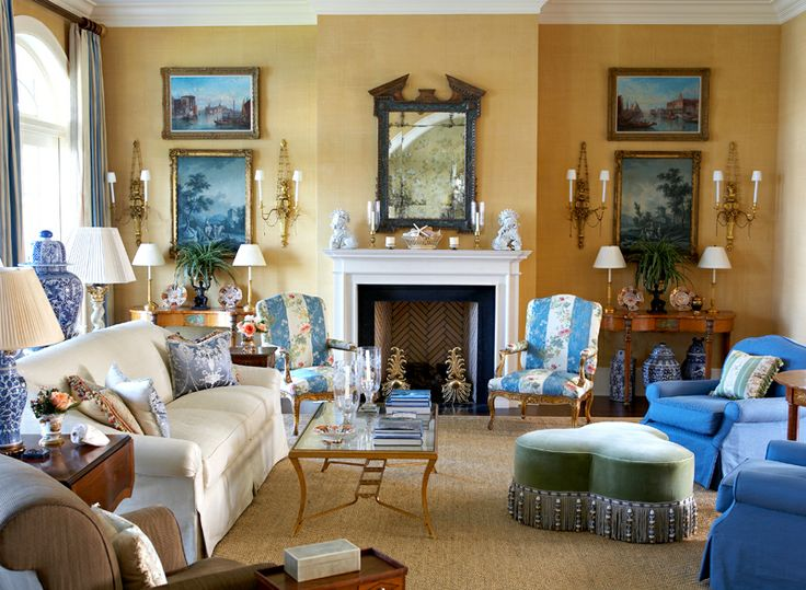 67 best Rooms by color: Red, yellow and blue images on Pinterest ...