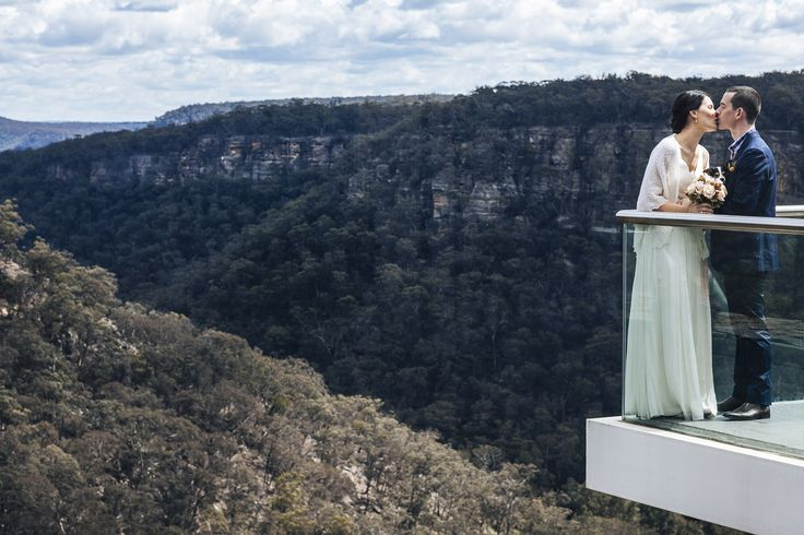 www.ishotthebride.com.au by Tanya Lake. Stunning backdrop from Seidler House, Mittagong, southern highlands, NSW Australia