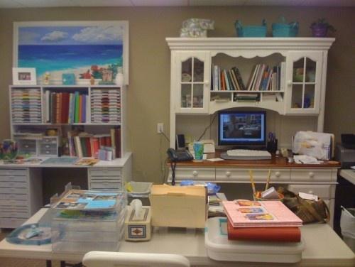 13 Best Scrapbook Furniture Images On Pinterest Craft Rooms