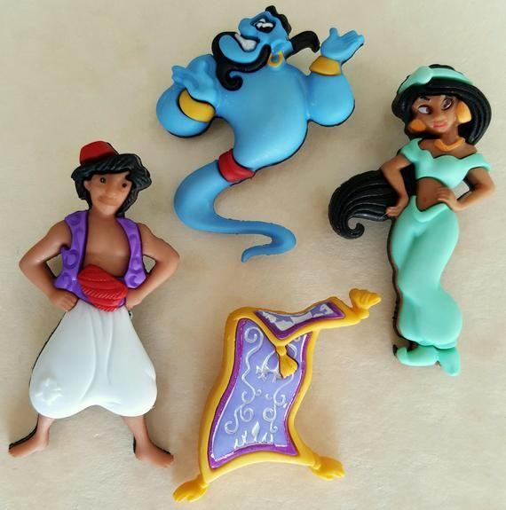 Jasmine with Magic Carpet Disney Princess Character Figure