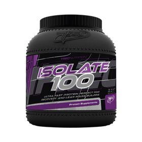 Isolate 100 1800g o smaku truskawkowo-czekoladowym. SOLATE 100 zawiera 100% izolatu białek serwatkowych CFM, który charakteryzuje się rekordową wartością biologiczną (BV 159), szybkością wchłaniania oraz zawartością aminokwasów BCAA i L-glutaminy. #odzywkabialkowa #suplementdiety #silownia