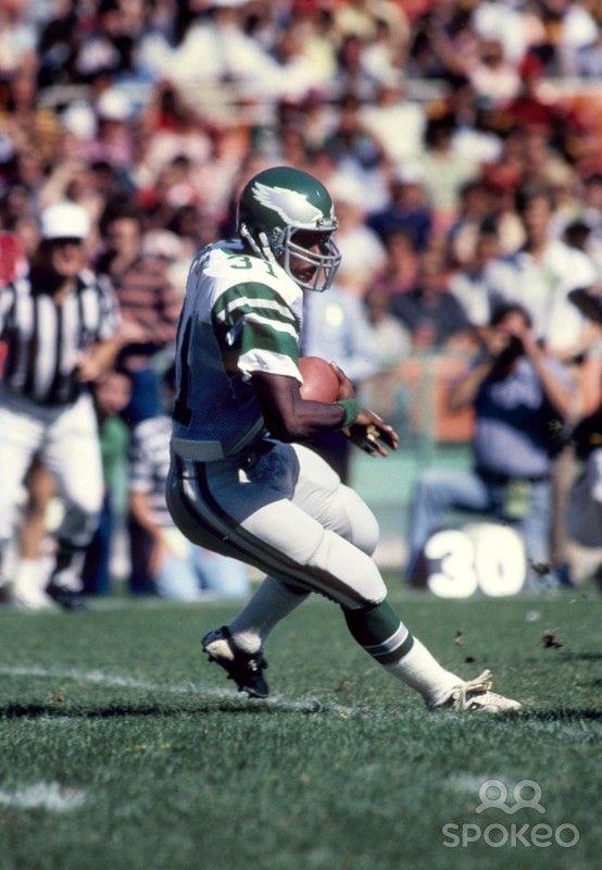 Wilbert Montgomery, Philadelphia Eagles