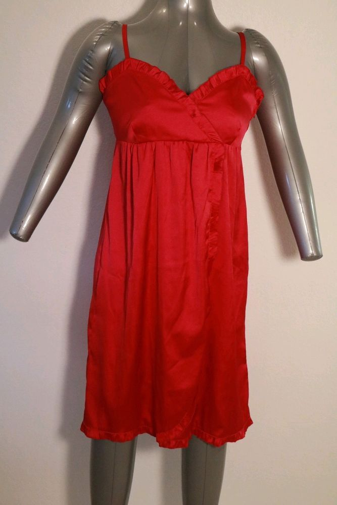 dc990f9d846 NWT Brand New H M Red Dress Size 8  29  fashion  clothing  shoes   accessories  womensclothing  dresses (ebay link)