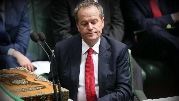 """Building industry commentators says Opposition Leader Bill Shorten created a """"model""""  environment for relations between workers and companies."""