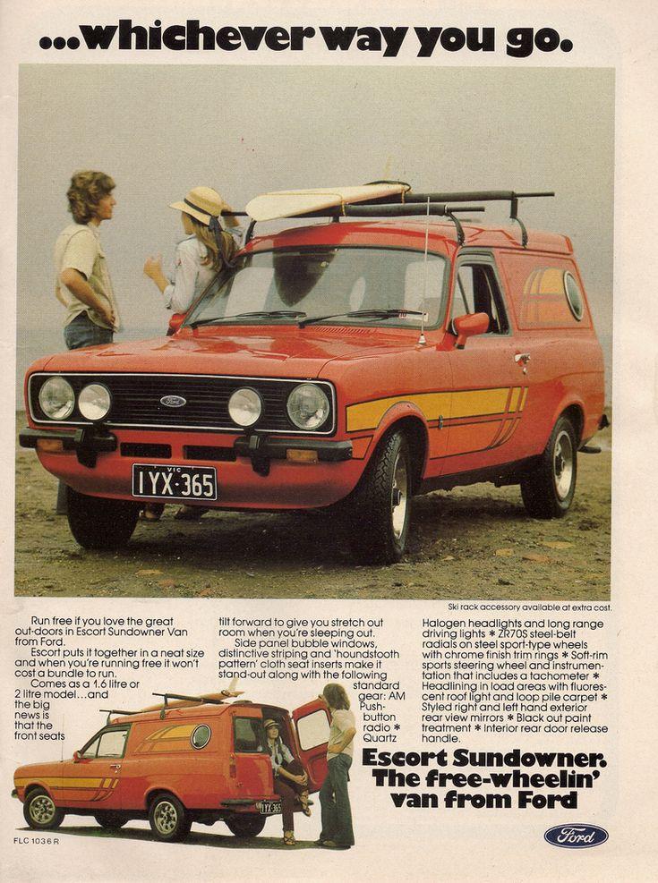 Australian Market Ford Escort Sundowner | by glen.h