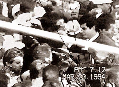 Asesinato de Colosio [Colosio's murder (PRI)] [1994] [México]