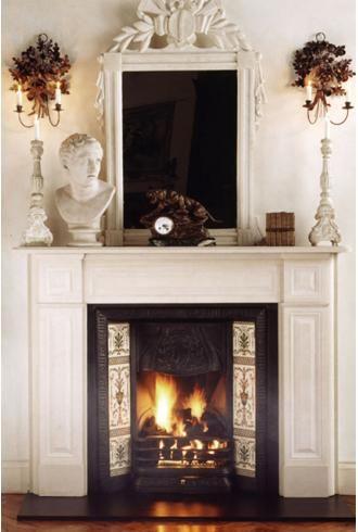 Edwardian Fireplace