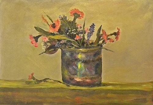 Ștefan Câlția (1942 - ) Flori de câmp/ Wild flowers