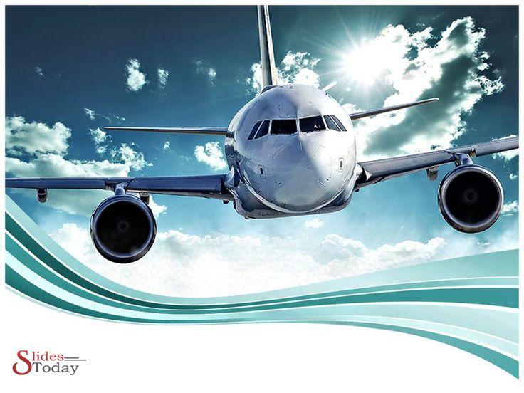 Aerospace PowerPoint Template