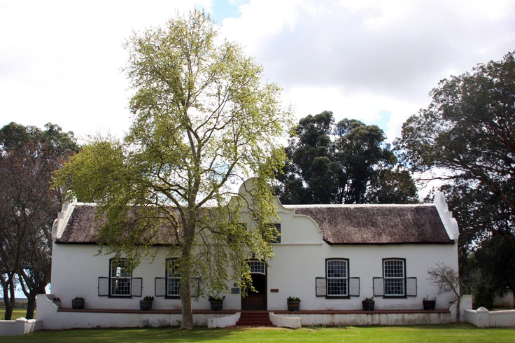 The beautiful Kersefontein, outside Hopetown, South Africa. Location for our TV-ad shoot. Photo: Danielle Clough,