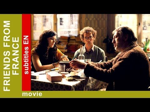 Friends from France. Russian Movie. Melodrama. English Subtitles. The Rock Films. StarMediaEN - YouTube