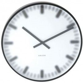 Out Of Focus Wall Clock 38cm - On sale for £24.95 from £44.95!