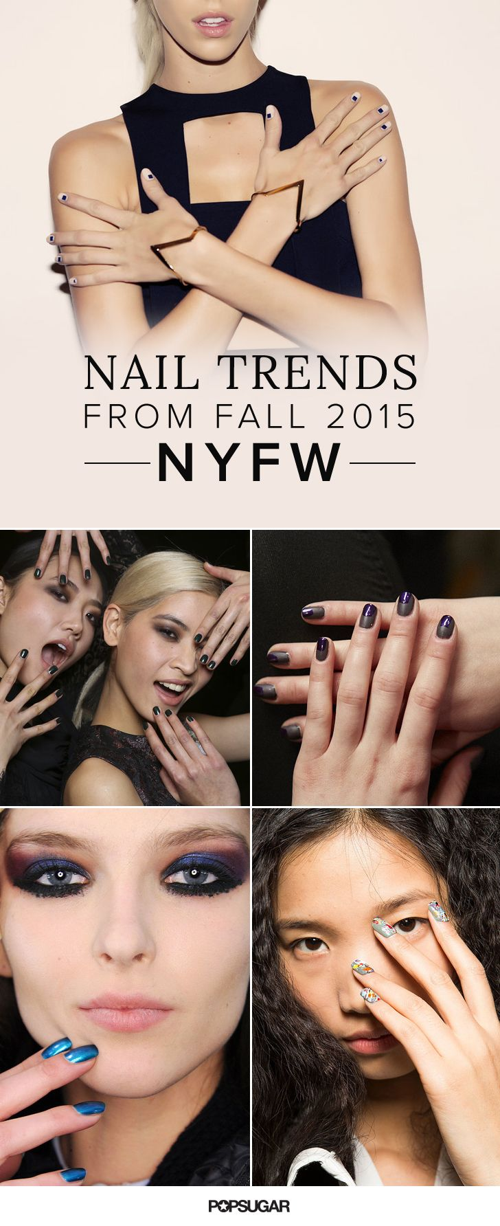 Start practicing! These are the nail art trends everyone will be wearing this Fall.