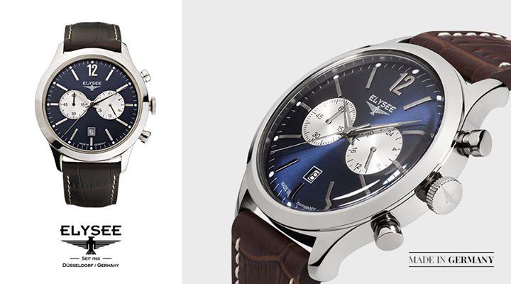 Zegarek Artos Elysee z kolekcji Classic. Sprawdź, gdzie można kupić nasze zegarki: http://bit.ly/Sklepy_Elysee