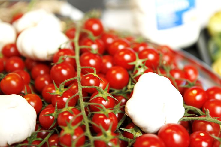 Tomatoes - Bellavita EXPO 2014