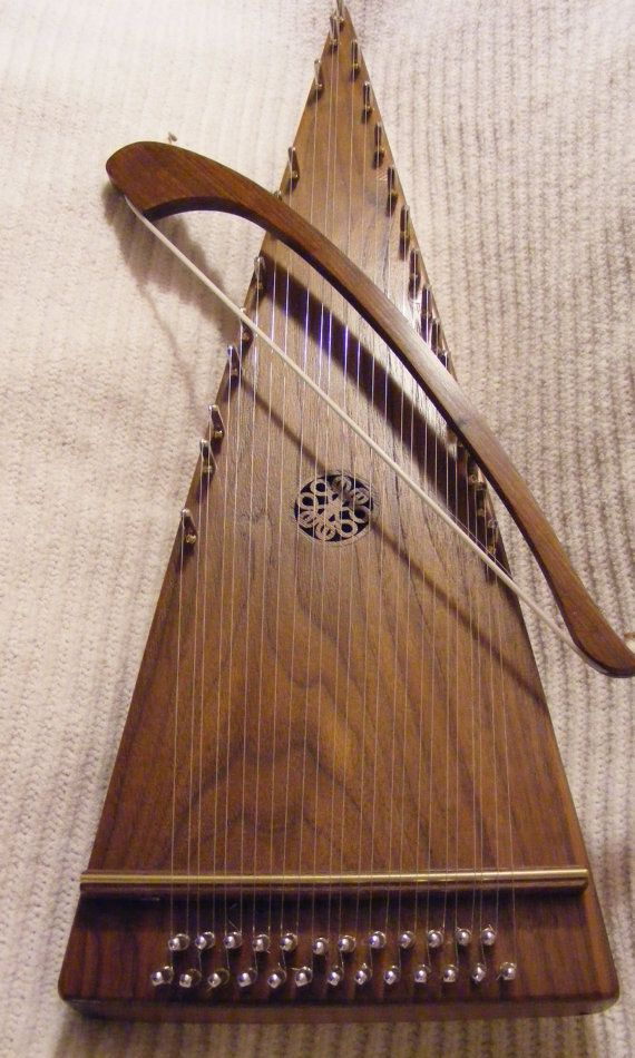 Bowed Psaltery  Handmade unique one-of-a-kind by dulcimersbyjeff