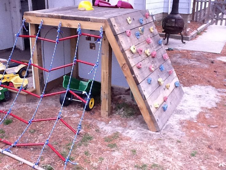 How to Build A Playground Set For Cheap | How Do It Info