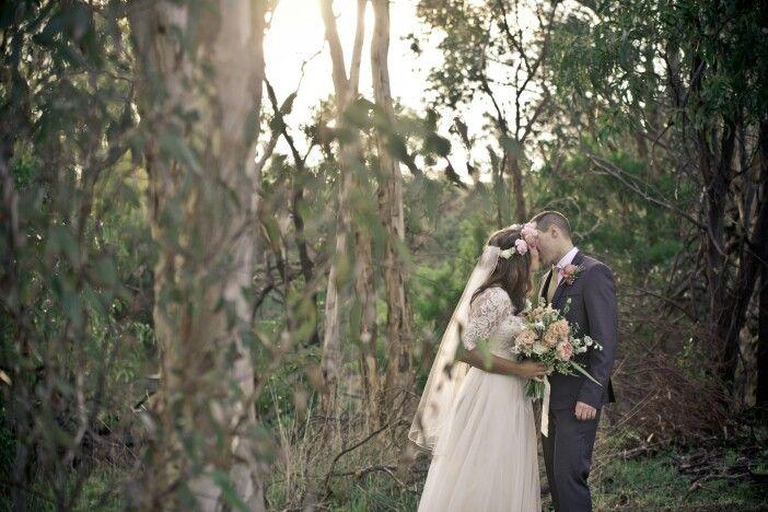 K1 by geoff hardy wedding, flower crown,