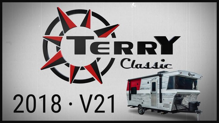 2018 Heartland Terry Classic V21 Travel Trailer RV For Sale TerryTown RV Superstore Check out 2018 Terry Classic V21 now at http://ift.tt/2vTj3RH or call TerryTown RV today at 616-426-6407!  Turn heads as you hitch up and hit the open road with this retro-style Terry Classic V21 travel trailer from TerryTown.   This trendy travel trailer is constructed of lightweight environmentally friendly building materials. Across the front youll see a 3-piece Lexan windshield with privacy curtain two 20…