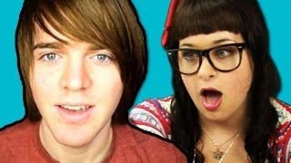 Fine Brothers Entertainment - TEENS REACT TO SHANE DAWSON - YouTube
