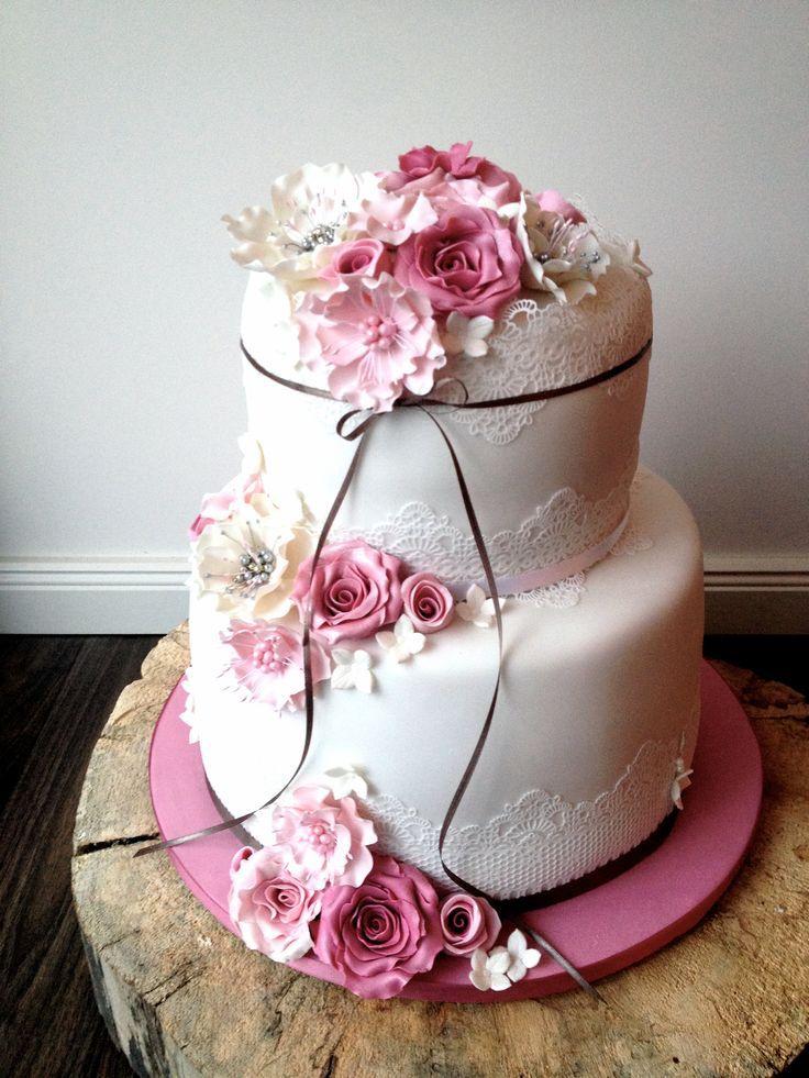 hochzeitstorte im vintage stil dream wedding x hot pinterest creative cakes wedding. Black Bedroom Furniture Sets. Home Design Ideas