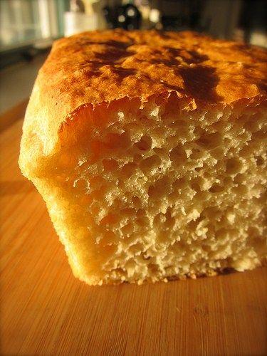 James Beard's English Muffin Bread | Diary of a Tomato