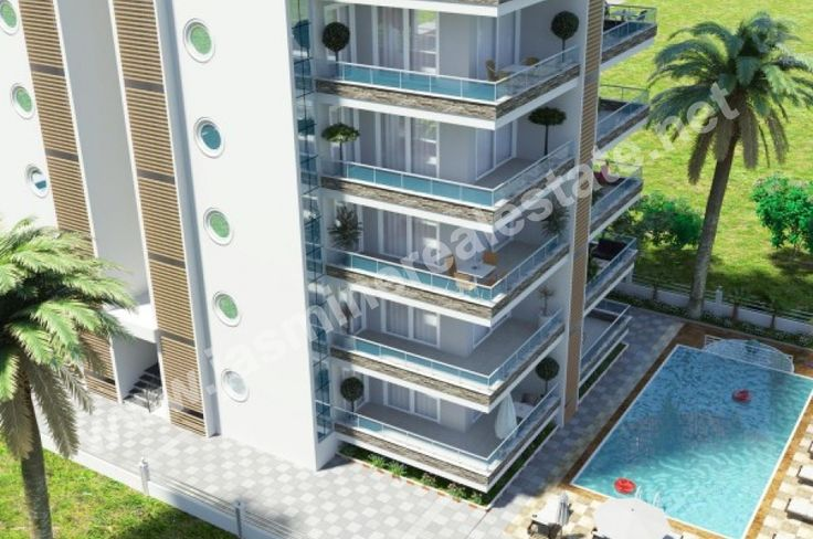 White Gold Residence  is located  in Mahmutlar, Alanya, 400 meters distance from the sea  total 32 apartments 28 units 1 + 1,  4  units 3 + 1 duplex  date of completion apartments (turnkey) 07/15/2015  Project was completed by 90%.  1 + 1 apartments s: 78 m2 net 3 + 1 duplex apartments: 150.160 m2 net