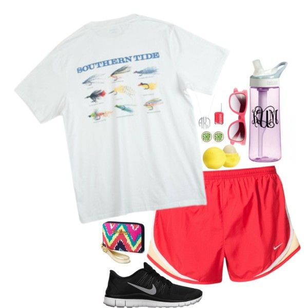 southern tide and nikes